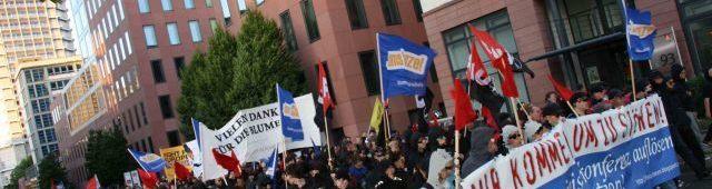 IMK auflösen! – 2000 auf Demo gegenIMK