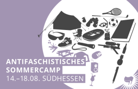 Antifaschistisches Sommercamp 2014