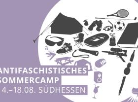 Antifaschistisches Sommercamp 2014