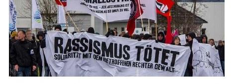 Antifaschistischer Jahresbericht 2014 –Marburg