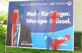 Wider der rechten Landnahme – Nazipropaganda und Übergriffen entgegentreten!