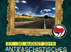 Antifaschistisches Sommercamp 2015