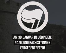 Aufruf zum Gegenprotest: Rechte Demonstration inBüdingen