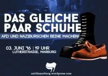 PM: Kundgebung gegen AfD und Rheinfranken – Tritschler sagt ab, Mandic springtein