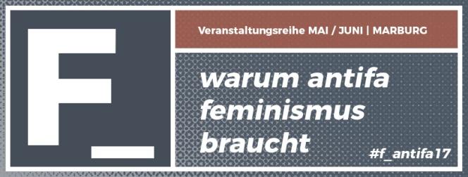 Warum Antifa Feminismusbraucht