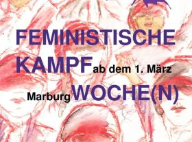 Roter Montag goes feministische Kampfwoche(n)Marburg